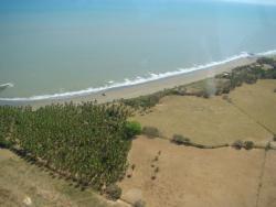 13 Hectares, 150 meters beachfront, Las Tablas, Azuero