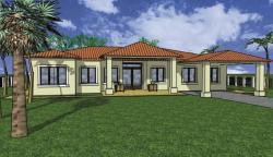pre-construction house in Coronado