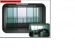 Modern ocean front condo