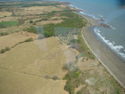 Ocean View Lots 60 mts. from the Beach, Las Tablas, Azuero