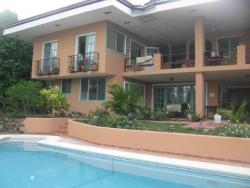 Furnished Ocean View Home for Sale just 30 minutes from Panama City
