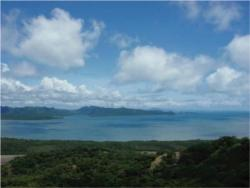 Approved lot development in highlands of Punta Chame