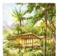 Isla Palenque - Casitas