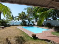 House on the Beach with detached Casita, swimming pool and huge potential