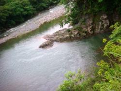 Dream property which borders on the grand Rio Chiriqui