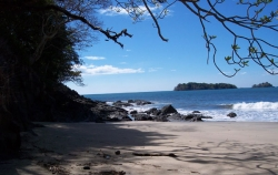 Isla Palenquita - a natural island with white-sand beaches