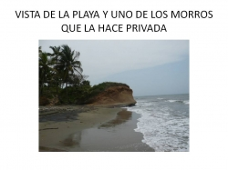 Increible Terreno con Frente de playa