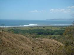 OCEAN VIEW PARCEL, 2.5 ACRES, NEAR PLAYA VENAO,  CA�AS,AZUERO