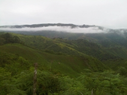 93 Hectare Working Farm, Azuero Highlands, OFF THE GRID  OCEAN VIEWS