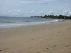 Beachfront lot for Sale on Lagarto Beach of Pedasi