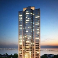 Dal Mare, Ocean Front Tower in the City