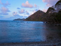Gorgeous Caribean titled beachfront 10 hectares in Juan Chiquito