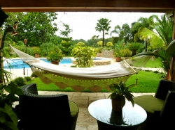 3 Bedroom Villa on the Golf Course of the Decameron Resort with Private Swimming Pool