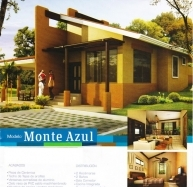 Monte Azul - New 2 Bed/2 Bath House under Construction