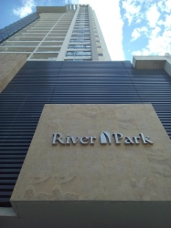 TWO LAST UNITS IN RIVER PARK TOWER… Banking District of the  City of Panama!