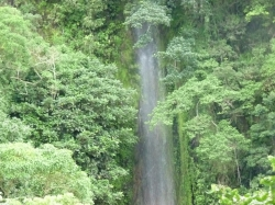 Volcan Waterfall