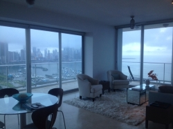 Unobstructed views of Panama Bay