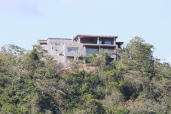 Exclusiva casa con vista de 360 ​​� al mar