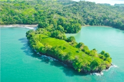 Isla Boca Brava exclusive titled waterfront development with all permits