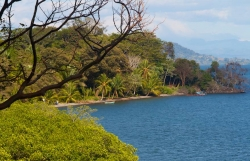 20 Acres frente al mar en isla privada con financiamiento