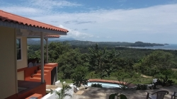 NEW 2 bed 2 bath home with pool on TITLED 6 Hectares (15 Acres) with direct paved road access.  Minutes from Morrillo Surf Beach.  Prime Ocean and Mountain Views, �Sunset Coast�, Azuero Peninsular.