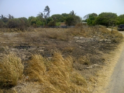 Building Lot for Sale, just 1 block from the Beach on the Bay side of Punta Chame