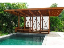 4 Bedroom, Fully Furnished, Modern Tropical Home with Pool in Gamboa available for long term rental contracts