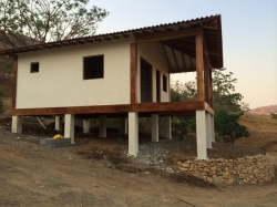 Ocean view house, near playa venao, azuero