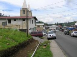 Commercial property on Boquete�s main avenue