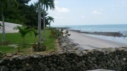 Beach Front Lot in Punta Barco Village