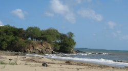 2 Adjacent Beach Front Lots totaling 1200 m2 for sale