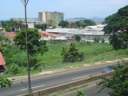 5739 m2 of commercial land in a very High Traffic, Centrally located area of Panama City
