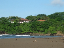 Ocean Front House and Guest House for Sale Near Playa Venao, Pedasi