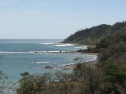 Ocean View Lots across the street from the Beach, Cambutal, Azuero Peninsula