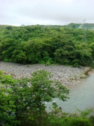 4.2 hectares with river front in Chiriqui Caldera
