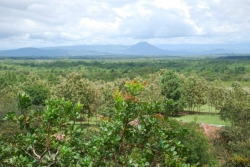 170 hectares titled land with ocean and mountain views, villas, casitas, stables...
