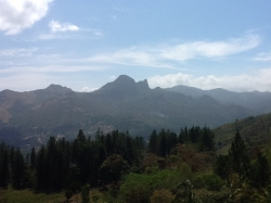 Stunning view lot in the highland village near Altos del Maria