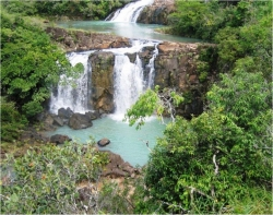 Waterfalls Los Hatillos - 117 hectares near Santa Fe