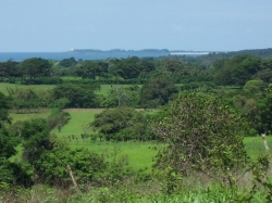2 Bedroom, 2 Bathroom off the grid home with Ocean Views on 1 HA of Land for sale in Pocri