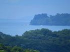7 hectares with 360° views of ocean and volcan, near Boca Chica - negotiable!