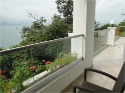 Fully furnished 2 bedroom apartment available for purchase or rent on the Amador Causeway