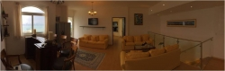 Fully Furnished, 3 Bedroom apartment on the Amador Causeway available for rent or sale