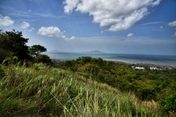 1.8 HA of land with stunning ocean views for sale in Majagual of Veracruz