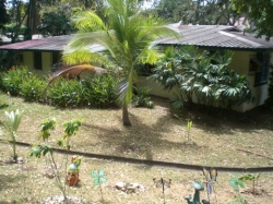 2 Bedroom, detached home on a large lot for sale in Balboa, Panama