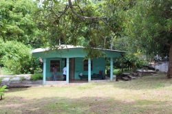 Local-style,  2 bedroom home on nearly 1/2 acre for sale in Veracruz