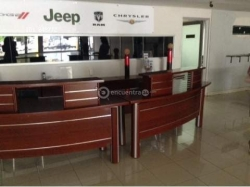 Show Room & Service Department, With Furniture & Auto Lift, Near Price Mart