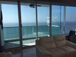 Furnished High Floor Ocean Front Tower For Sale