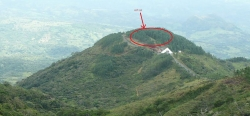 Private Mountain-top lot over 1/2 Acre in size for sale in Altos del Maria