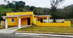 2 Bedroom, 2 bathroom home, just steps from the Caribbean, for sale near Portobello, Panama