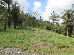 Flat, quiet lot in the highlands of Altos del Maria